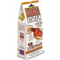 Kong Stuff'n Large Liver Snaps 40 Count