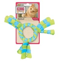 Kong Cat BraidZ Pinwheel Catnip Toy
