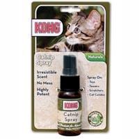 Kong Naturals Premium Catnip Spray 2 oz.