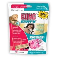 Kong Large Puppy Ziggies 8 oz.