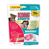 Kong Small Puppy Ziggies 7 oz.