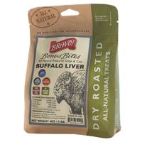 Bravo! Dry Roasted Buffalo Liver - 4 oz.