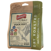 Bravo! Dry Roasted Duck Feet, 5 Oz