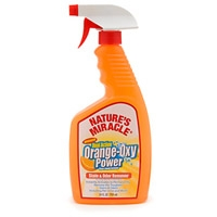 Nature's Miracle Orange Oxy Stain & Odor Remover