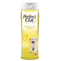 8in1 Perfect Coat Tender Care Puppy Shampoo 16 oz.