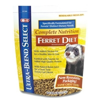 8in1 Ferret Ultra Blend 5 Lb.