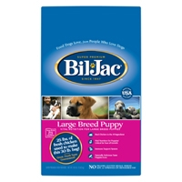 Bil-Jac Large Breed Puppy Food 30 lb.