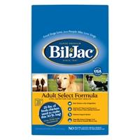 Bil-Jac Select Dry Dog 15 lb.