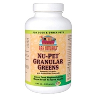 Ark Naturals Nu-Pet Granular Greens 8 oz.