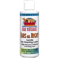 Ark Naturals Ears All Right 4 oz. Liquid