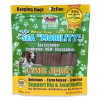 Ark Naturals Sea Mobility Lamb Jerky Strips 9 oz.