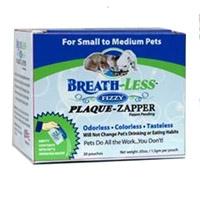 Ark Naturals Breath-less Fizzy Plaque Zapper S/M 5.5 oz.
