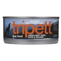 PetKind Tripett Beef Tripe, Duck & Salmon - 24 x 5.5 oz Can