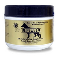 Nupro All Natural Small Breed Formula Supplements 1 lb