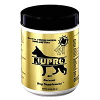 Nupro All Natural Dog Supplements 30 oz