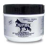 Nupro All Natural Small Breed Formula Joint Support Supplements 1 lb