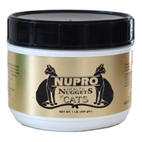 Nupro Health Nuggets for Cats 1 lb