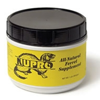 Nupro All Natural Ferret Supplements 1 lb