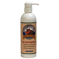 Grizzly Salmon Oil for Dogs 16 oz. Pump