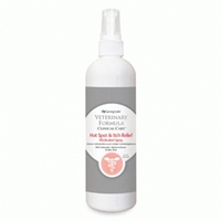 Synergy Labs Veterinary Formula Clinical Care Hot Spot & Itch Relief Medicated Spray with Lidocaine, Hydrocortisone &