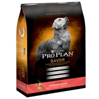 Pro Plan Shredded Blend Beef/Rice 18lb