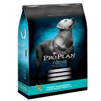 Pro Plan Dog Weight Management Large Breed 34 lb.