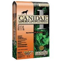 Canidae Lamb & Rice Dry Dog Food 6/5 Lb.