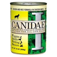 Canidae Can Dog Chicken/Rice - 12/13 oz. Can Cs.