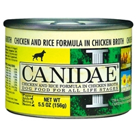 Canidae Chicken & Rice Can Dog - 12/5.5 oz. Can Cs.