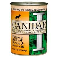 Canidae Can Dog Lamb & Rice - 12/13 oz. Can Cs.