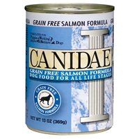 Canidae Grain Free Salmon - 12/13 oz. Can Cs.
