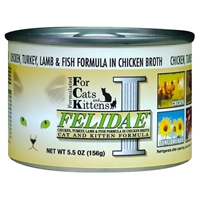 Felidae Can Cat Food - 12/5.5 oz. Can Cs.