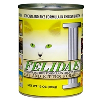 Felidae Can Cat Chicken/Rice - 12/13 oz. Can Cs.