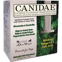 Canidae Platinum Snap Biscuit - 12 Lb. Box