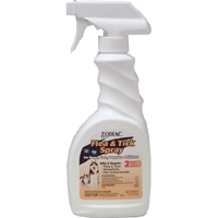 Zodiac Z-220 Flea & Tick Spray For Dog/Cat 16 oz.