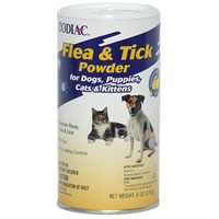 Zodiac Flea & Tick Powder Dog/Cat 6 oz.