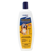 Zodiac Oatmeal Conditioning Shampoo For Dogs/Puppies 18 oz.