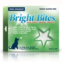 Diamond Bright Bites Spearmint Large 5 Lb. Display Box
