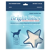 Diamond Bright Bites Peppermint Medium 9.6 oz 8 Pk. 4/Case