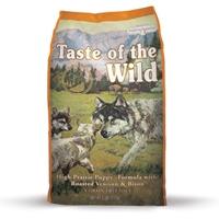 Taste of the Wild Hi Prairie Bison/Venison Puppy, 6/5 Lb