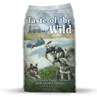 Taste of the Wild Pacific Stream with Smoked Salmon Puppy 5 Lb