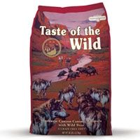 Taste of the Wild Southwest Canyon with Wild Boar 28#