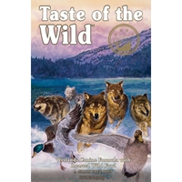Taste of the Wild Wetlands Canine with Roasted Wild Fowl Dog Food
