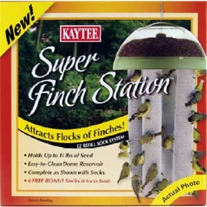 Super Finch Feeder