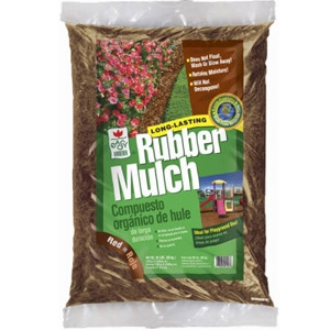 Phoenix Recycled Prod Red Rubber Mulch