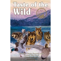Taste of the Wild Wetlands Canine with Roasted Wild Fowl 15 Lb.