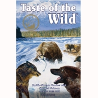 Taste of the Wild Pacific Stream Canine with Smoked Salmon 6/5 Lb.