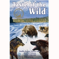 Taste of the Wild Pacific Stream Formula with Smoked Salmon Dry Dog Food