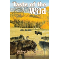 Taste of the Wild High Prairie Canine with Roasted Bison & Venison 6/5 lb.