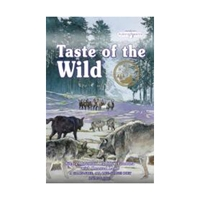 Taste of the Wild Sierra Mountain Canine w/Roasted Lamb 6/5#